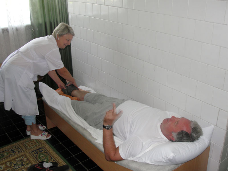 Лечение простатита в санатории евпатории