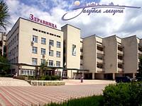 санаторий «Здравница», Евпатория